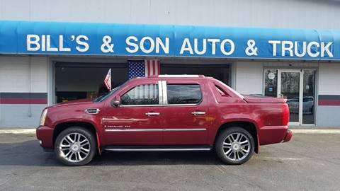 2007 Cadillac Escalade EXT for sale at Bill's & Son Auto/Truck Inc in Ravenna OH