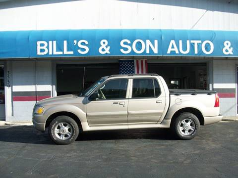 2004 Ford Explorer Sport Trac for sale at Bill's & Son Auto/Truck Inc in Ravenna OH