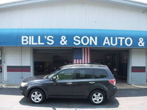 2010 Subaru Forester for sale at Bill's & Son Auto/Truck Inc in Ravenna OH