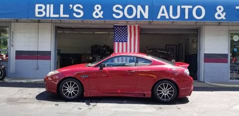 2007 Hyundai Tiburon for sale at Bill's & Son Auto/Truck Inc in Ravenna OH