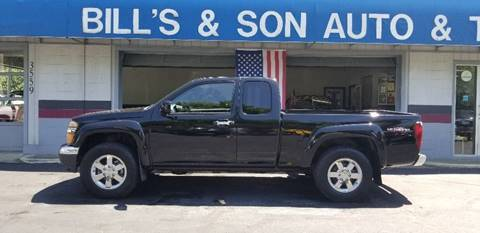 2010 GMC Canyon for sale at Bill's & Son Auto/Truck Inc in Ravenna OH