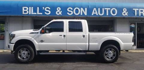 2014 Ford F-350 Super Duty for sale at Bill's & Son Auto/Truck Inc in Ravenna OH