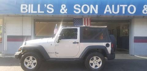 2010 Jeep Wrangler for sale at Bill's & Son Auto/Truck Inc in Ravenna OH