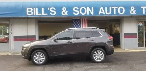 2015 Jeep Cherokee for sale at Bill's & Son Auto/Truck Inc in Ravenna OH