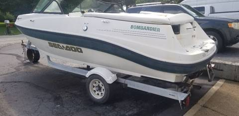 2002 Sea-Doo UTOPIA 185 for sale in Ravenna, OH