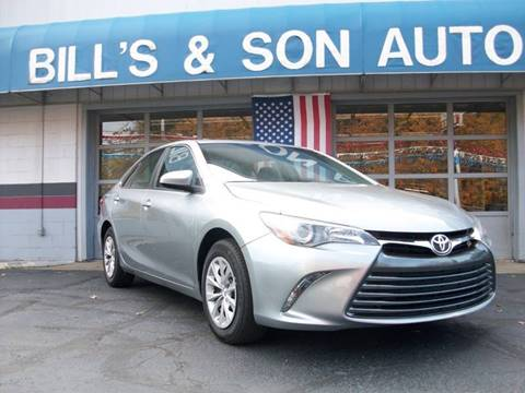 2015 Toyota Camry for sale at Bill's & Son Auto/Truck Inc in Ravenna OH