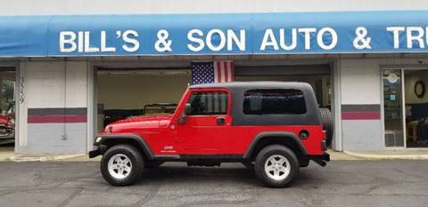 2005 Jeep Wrangler for sale in Ravenna, OH