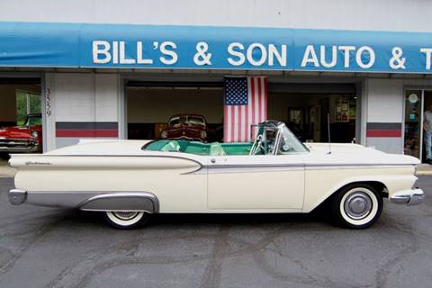 1959 Ford Galaxie 500 for sale in Ravenna, OH