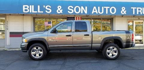 2005 Dodge Ram Pickup 1500 for sale at Bill's & Son Auto/Truck Inc in Ravenna OH