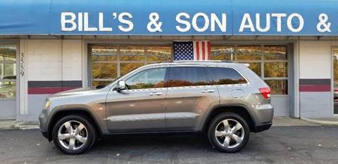 2013 Jeep Grand Cherokee Limited for sale at Bill's & Son Auto/Truck Inc in Ravenna OH