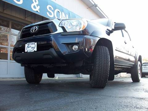 2013 Toyota Tacoma for sale at Bill's & Son Auto/Truck Inc in Ravenna OH