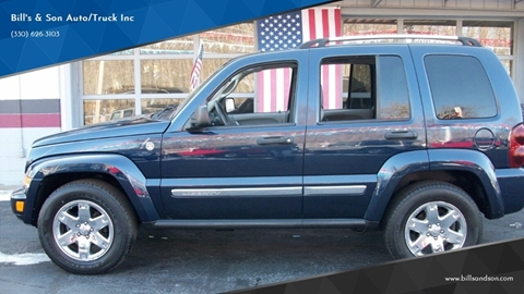 2007 Jeep Liberty Limited for sale at Bill's & Son Auto/Truck Inc in Ravenna OH