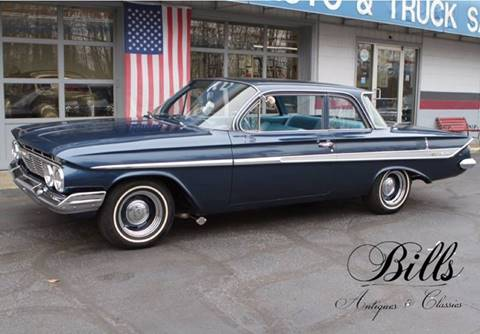 1961 Chevrolet Impala for sale at Bill's & Son Auto/Truck Inc in Ravenna OH