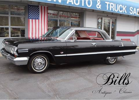 1963 Chevrolet Impala for sale at Bill's & Son Auto/Truck Inc in Ravenna OH