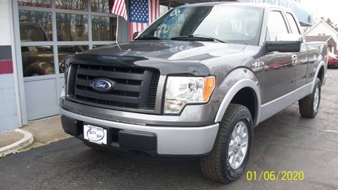 2010 Ford F-150 STX for sale at Bill's & Son Auto/Truck Inc in Ravenna OH