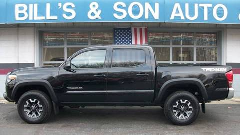 2017 Toyota Tacoma TRD Off-Road for sale at Bill's & Son Auto/Truck Inc in Ravenna OH