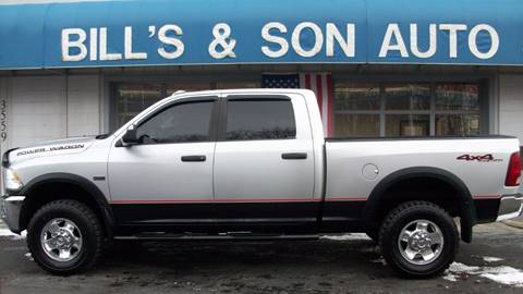 2011 RAM Ram Pickup 2500 Power Wagon for sale at Bill's & Son Auto/Truck Inc in Ravenna OH