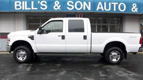 2008 Ford F-250 Super Duty for sale at Bill's & Son Auto/Truck Inc in Ravenna OH