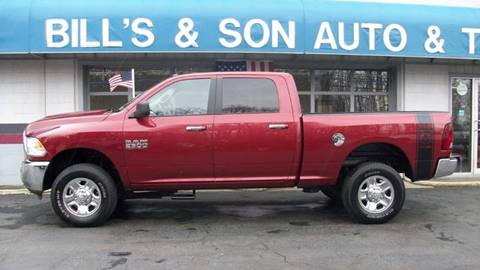 2015 RAM Ram Pickup 2500 for sale at Bill's & Son Auto/Truck Inc in Ravenna OH