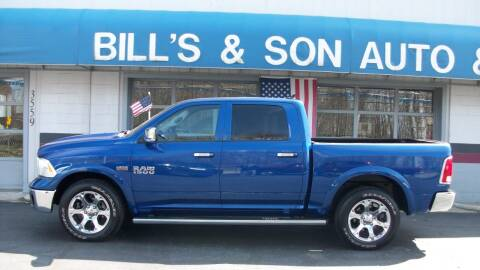 2017 RAM Ram Pickup 1500 for sale at Bill's & Son Auto/Truck Inc in Ravenna OH