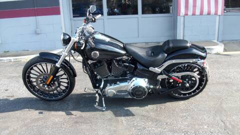 2017 Harley-Davidson FXSB for sale at Bill's & Son Auto/Truck Inc in Ravenna OH