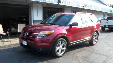 2013 Ford Explorer for sale at Bill's & Son Auto/Truck Inc in Ravenna OH