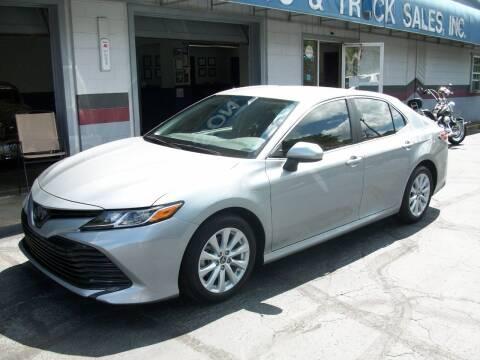2019 Toyota Camry for sale at Bill's & Son Auto/Truck Inc in Ravenna OH