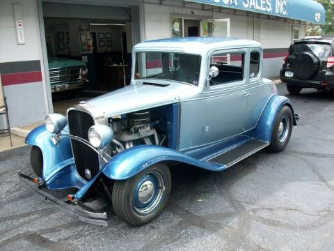 1932 Chevrolet Master Deluxe for sale at Bill's & Son Auto/Truck Inc in Ravenna OH