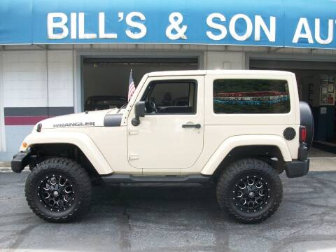 2011 Jeep Wrangler for sale at Bill's & Son Auto/Truck Inc in Ravenna OH