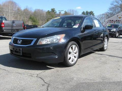 2008 Honda Accord for sale in Rehoboth, MA