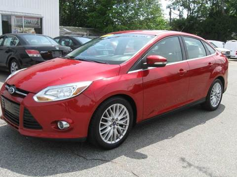 2012 Ford Focus for sale in Rehoboth, MA