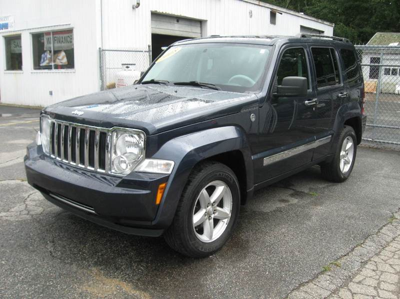 2008 jeep liberty 4x4 limited 4dr suv in rehoboth ma auto sales of rh autosalesofrehoboth com 2008 Jeep Trail 2008 Jeep Liberty Wrecked