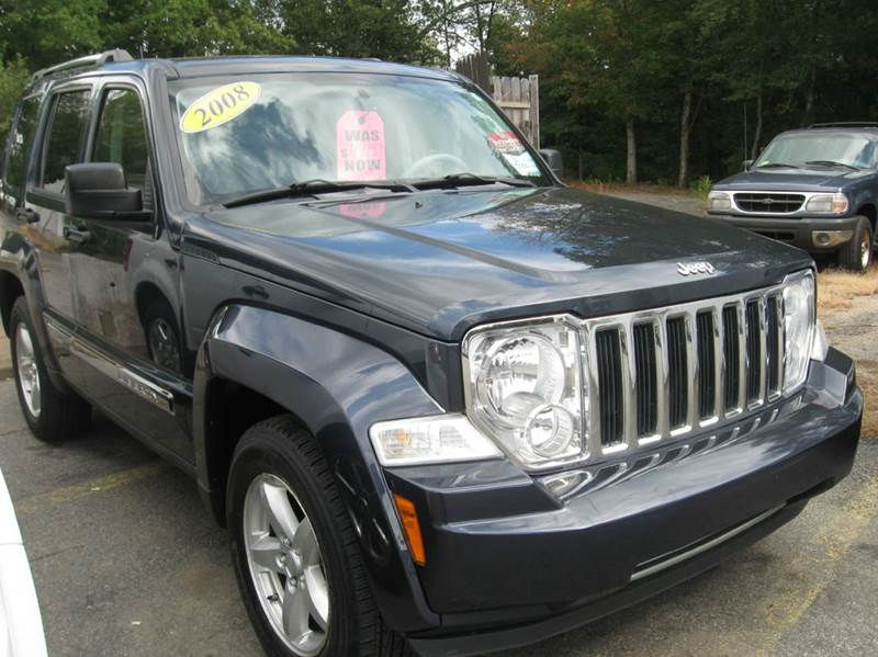 2008 jeep liberty 4x4 limited 4dr suv in rehoboth ma auto sales of rh autosalesofrehoboth com 2008 jeep liberty manual for sale owners manual for 2008 jeep liberty