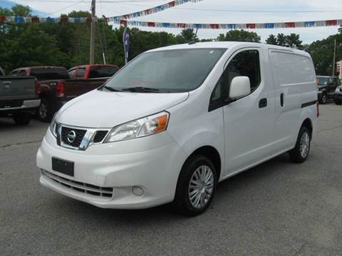 2015 Nissan NV200 for sale in Rehoboth, MA