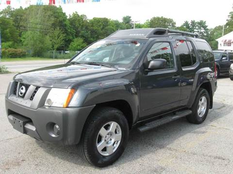 2008 Nissan Xterra for sale in Rehoboth, MA