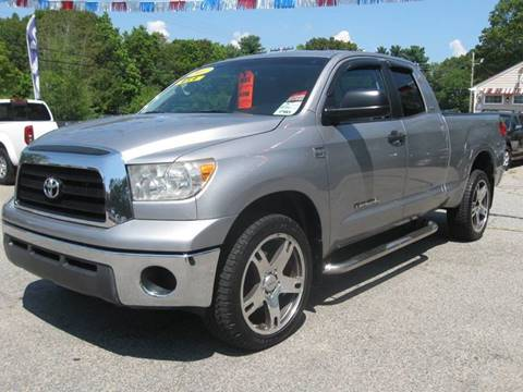 2007 Toyota Tundra for sale in Rehoboth, MA