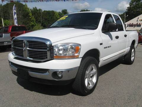 2006 Dodge Ram Pickup 1500 for sale in Rehoboth, MA