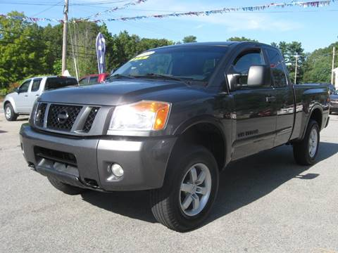 2008 Nissan Titan for sale in Rehoboth, MA
