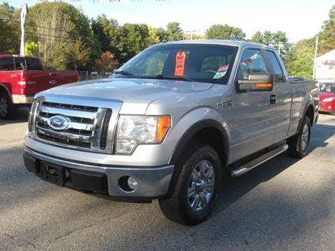 2009 Ford F-150 for sale in Rehoboth, MA