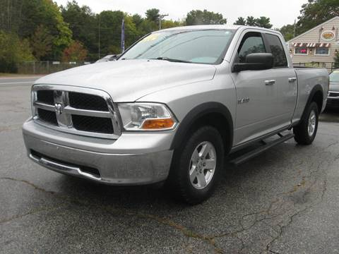 2010 Dodge Ram Pickup 1500 for sale in Rehoboth, MA