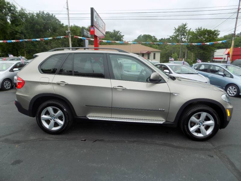 2008 BMW X5 AWD 3.0si 4dr SUV - Manchester NH
