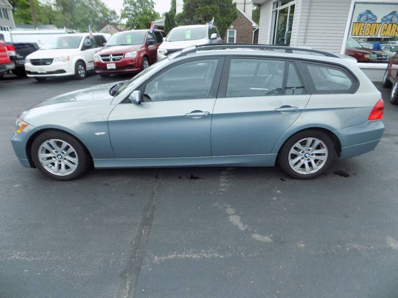 2006 Bmw 3 Series AWD 325xi 4dr Wagon In Manchester NH  Comet