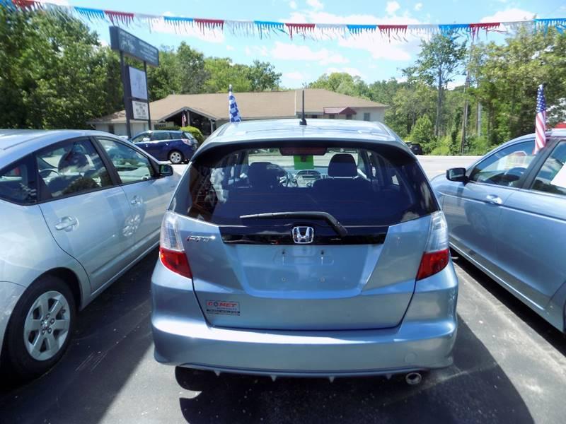2011 Honda Fit Sport 4dr Hatchback 5A - Manchester NH