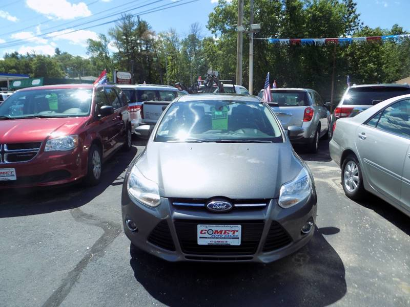 2012 Ford Focus SEL 4dr Hatchback - Manchester NH