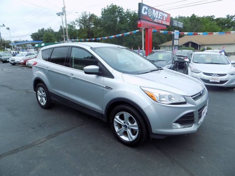 2015 Ford Escape SE 4dr SUV - Manchester NH