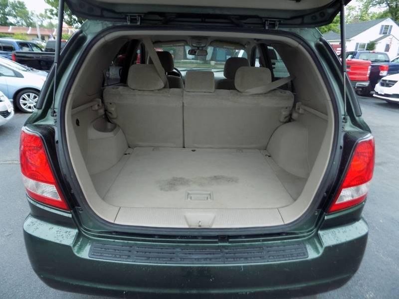 2006 Kia Sorento LX 4dr SUV 4WD w/Manual - Manchester NH