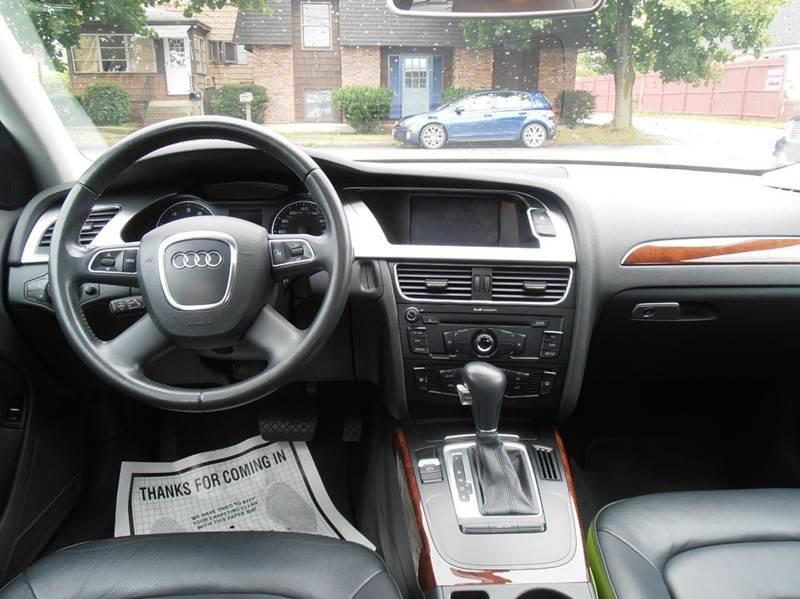 2010 Audi A4 2.0T quattro Premium AWD 4dr Sedan 6A - Manchester NH