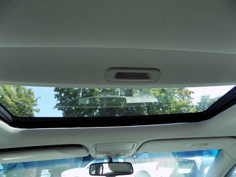 2012 Honda Odyssey EX-L 4dr Mini-Van - Manchester NH