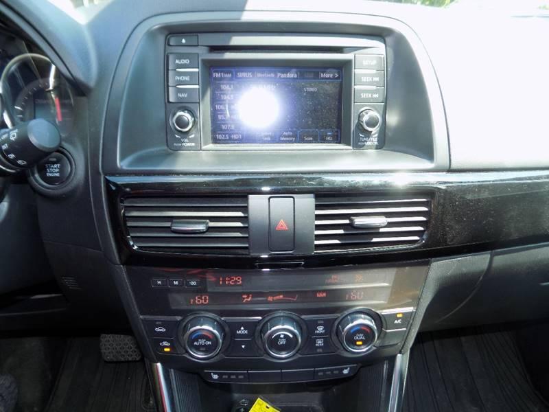 2015 Mazda CX-5 AWD Grand Touring 4dr SUV - Manchester NH