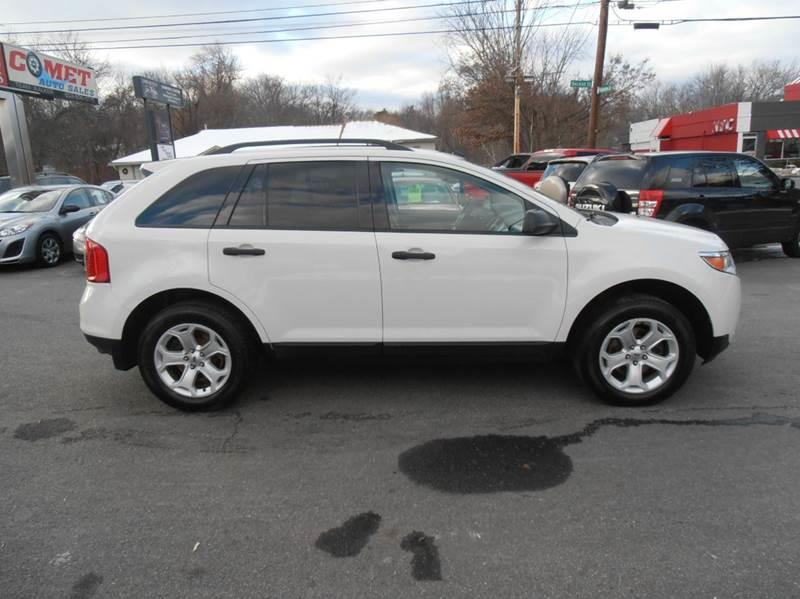 2013 Ford Edge SE AWD 4dr SUV - Manchester NH
